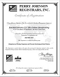 Contact Iridium Manufacturing - CNC Shop Sterling Heights - (586) 884-6441 - cert1
