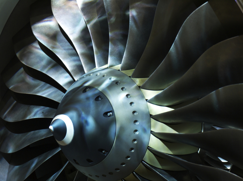 Quality CNC Milling - Troy MI | Iridium Manufacturing - impeller_Turbine_iStock_000017505025Small